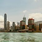 Hong Kong Skyline 9 by Pascal Deckarm