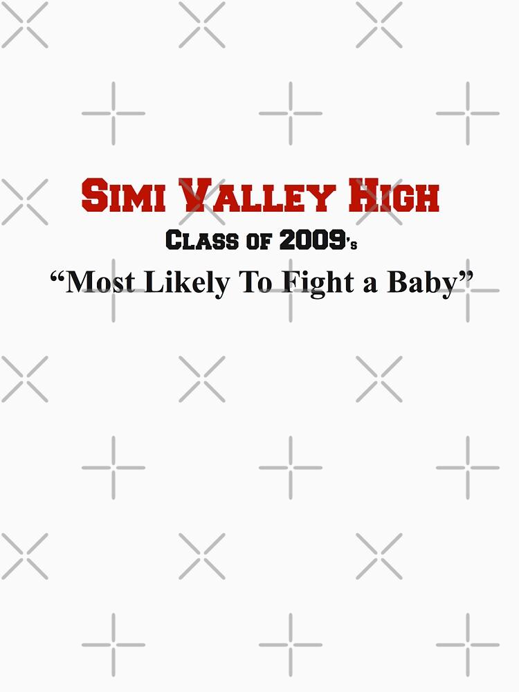 """""""Probable de pelear con un bebé"""" - Real Bros of Simi Valley de Emmycap"""