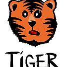 Cute tiger by Logan81