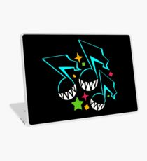 Persona 5 Musical Notes Laptop Skin