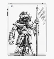 Ridley, the Dragonborn Fighter iPad Case/Skin