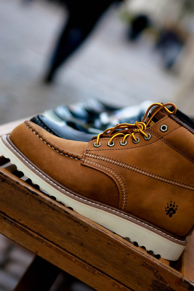 Shoes by Mattias Andersson