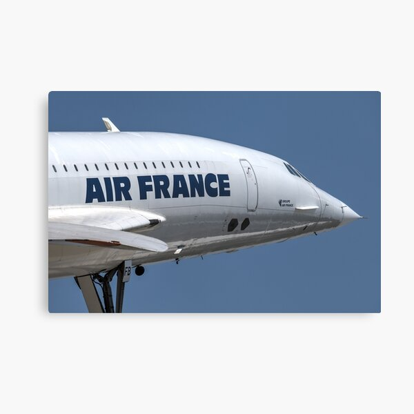 Airbus A319 Air France aircraft profile sticker
