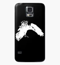 Corvidae Logo Case/Skin for Samsung Galaxy