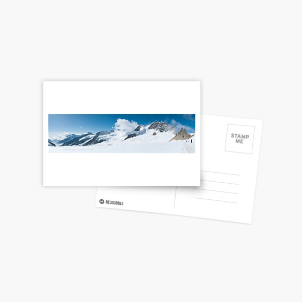 Jungfrau Postcard