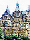 Sheffield Town Hall 3 by Dorothy Berry-Lound