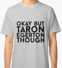 Camiseta clásica Taron Egerton