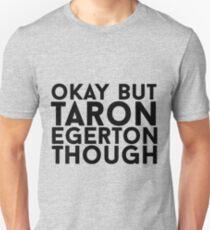 Taron Egerton Unisex T-Shirt