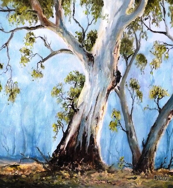 Winter Gums by Diko