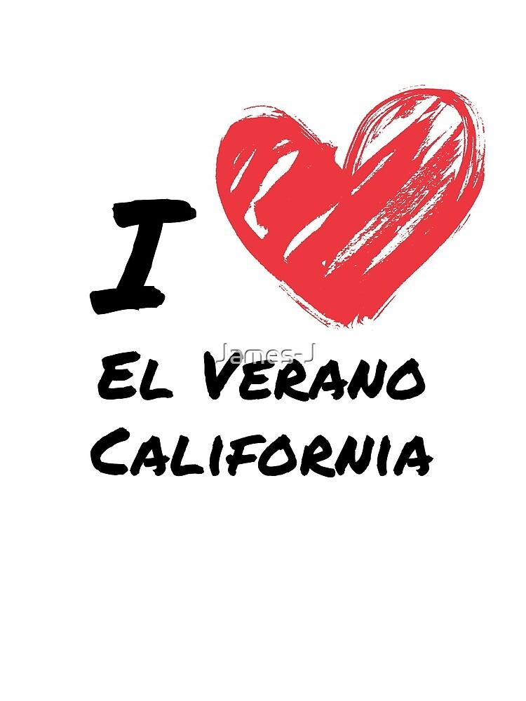 I love El Verano California by James-J