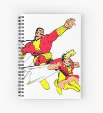 Shazam! Spiral Notebook