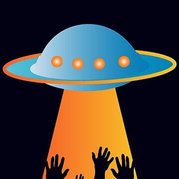 Aliens by Pferdefreundin