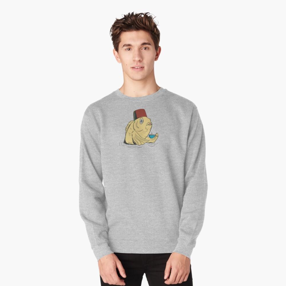 Night of the Cuppa Pullover Sweatshirt