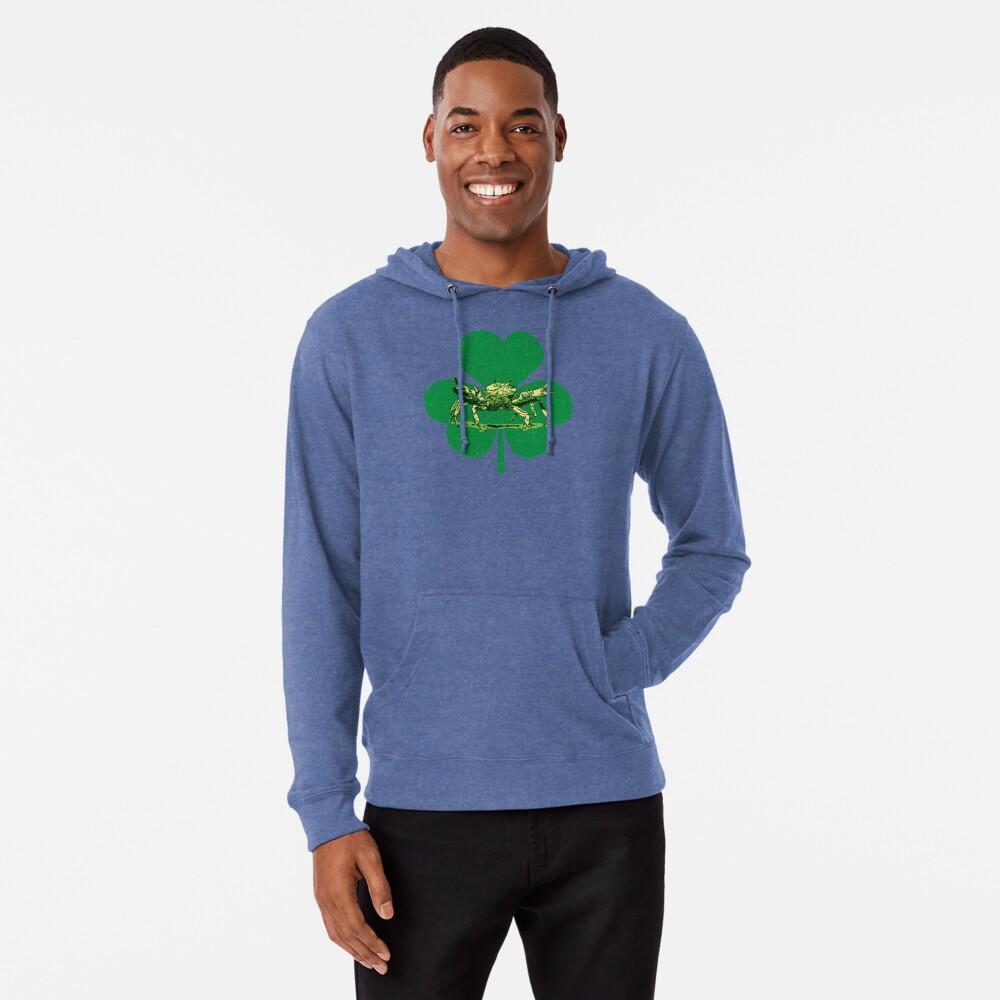 A Pinch o' Green Lightweight Hoodie