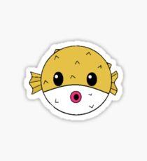 Pufferfish  Sticker