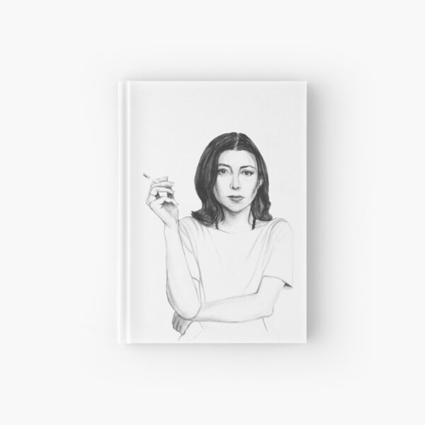 Joan Didion Hardcover Journal