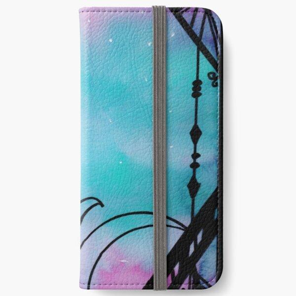 Celestial Geometry  iPhone Wallet
