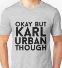 Karl Urban Unisex T-Shirt