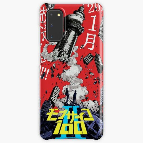 mob psycho 100  Samsung Galaxy Snap Case