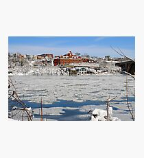 Snowmaggedon Photographic Print