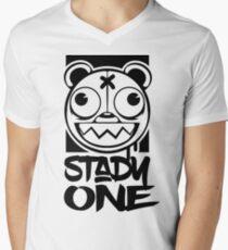 Stady One ORIGINAL T-Shirt mit V-Ausschnitt