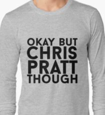 Camiseta de manga larga Chris Pratt