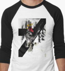 Grifter Men's Baseball ¾ T-Shirt