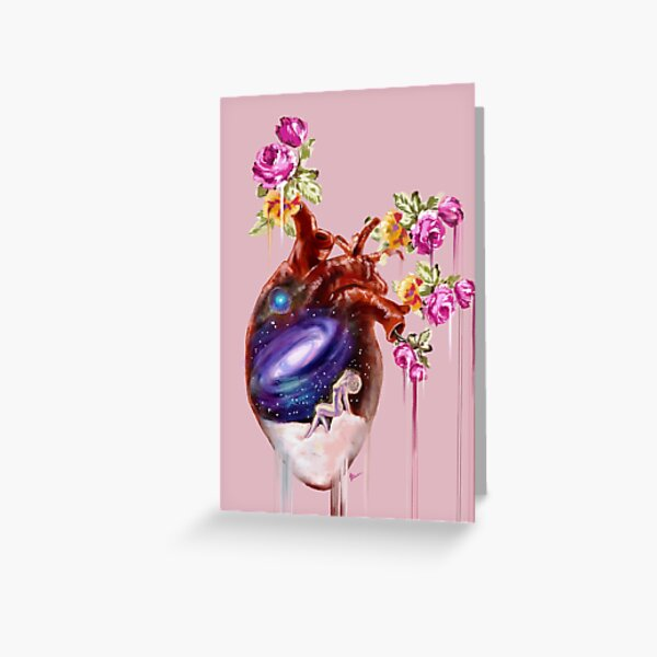 Sol.Her Greeting Card