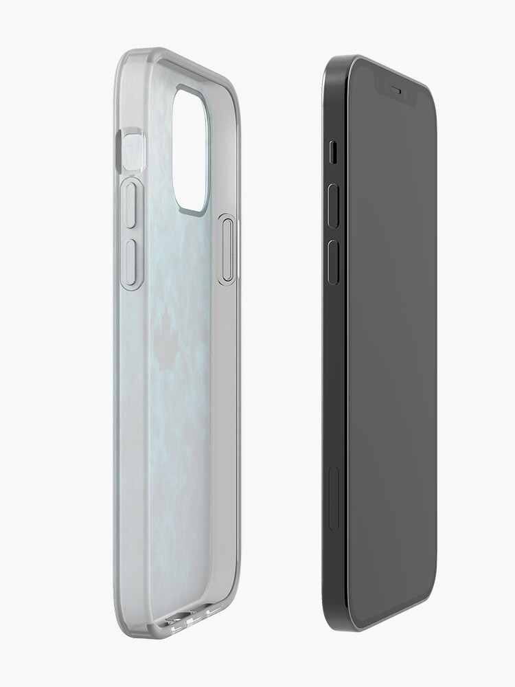 Alternate view of Black Ice - JTF2  [Roufxs-RB] iPhone Case & Cover