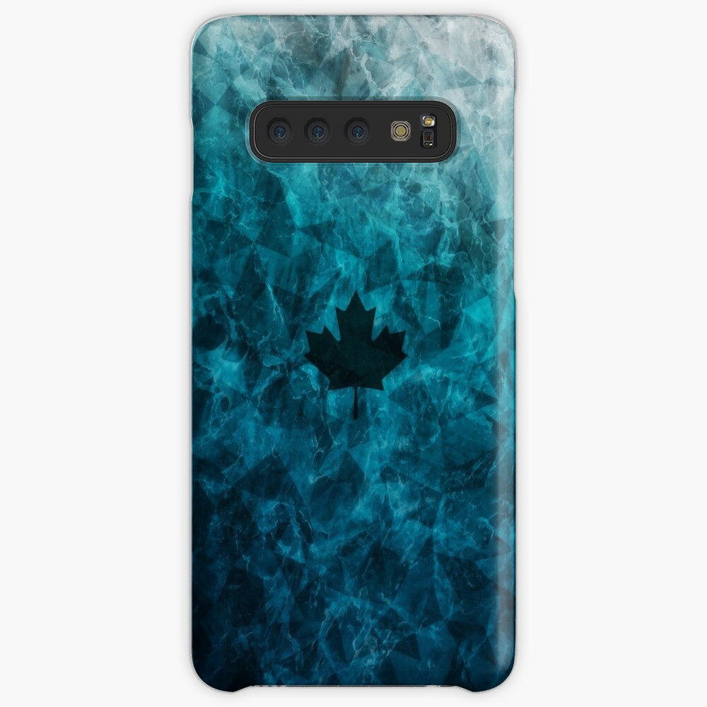 Black Ice - JTF2  [Roufxs-RB] Case & Skin for Samsung Galaxy
