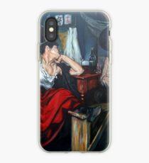 Fado After Jose Malhoa  iPhone-Hülle & Cover