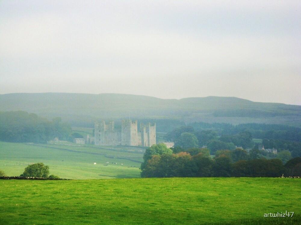 Just A Dream Of Bolton Castle... by artwhiz47