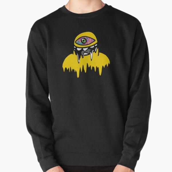 Subtronics Trippy Cyclops Pullover Sweatshirt