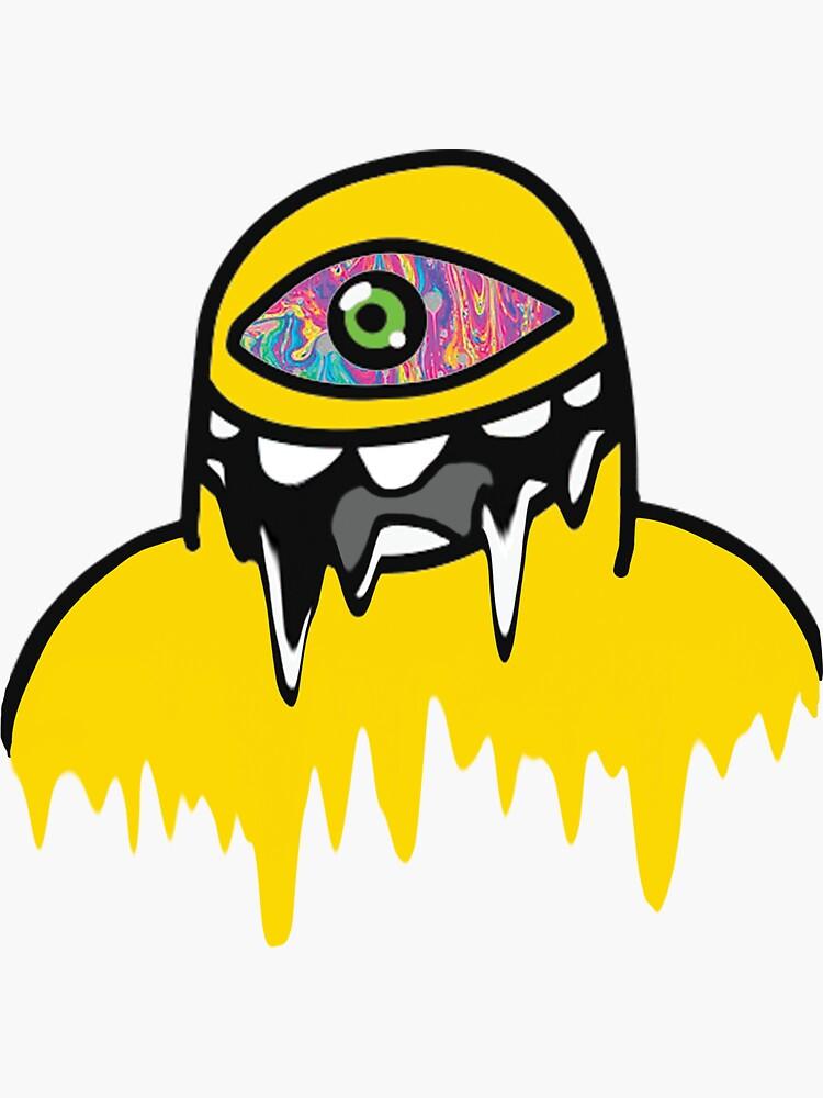 Subtronics Trippy Cyclops by omgeliza