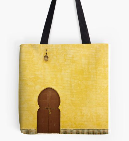 The Mausoleum of Moulay Ismail Tote Bag