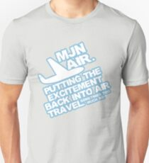 Putting the excitement back into air travel T-Shirt