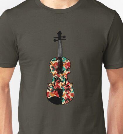 Violin Unisex T-Shirt