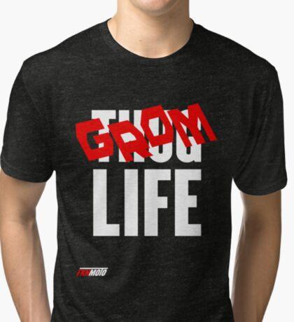 Grom Life Tri-blend T-Shirt