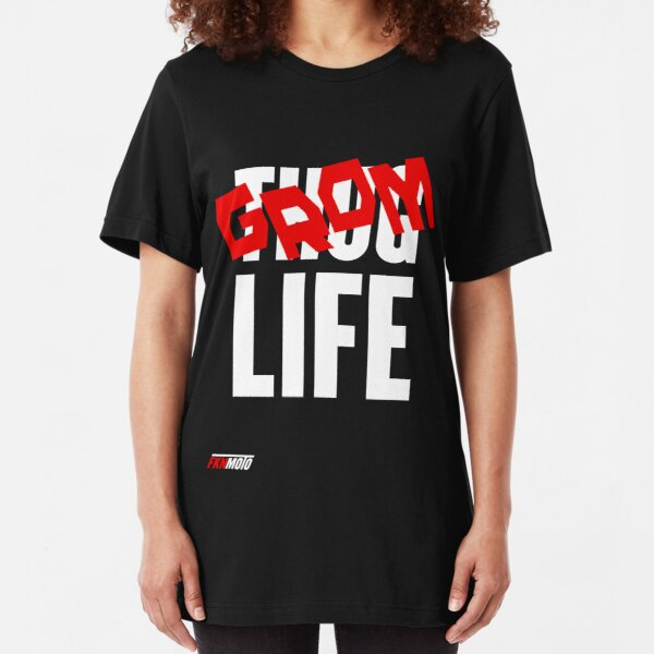 Grom Life Slim Fit T-Shirt
