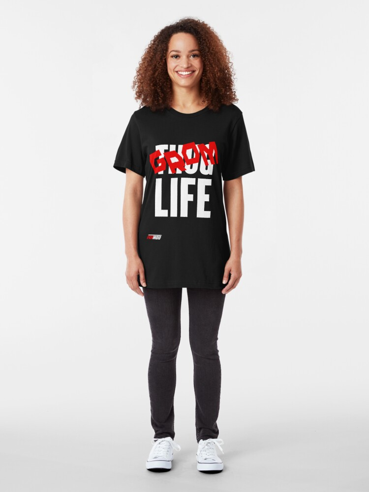 Alternate view of Grom Life Slim Fit T-Shirt