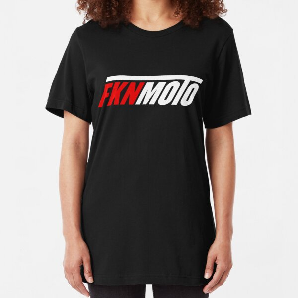 fknmoto Slim Fit T-Shirt