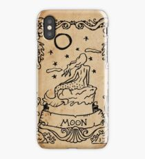 Mermaid Tarot: The Moon iPhone Case