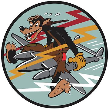 474th Fighter Group - Clean Style by pzd501