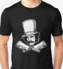 The Butcher (purist Black and White version) Unisex T-Shirt