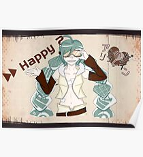 Vocaloid - Unhappy Refrain Poster