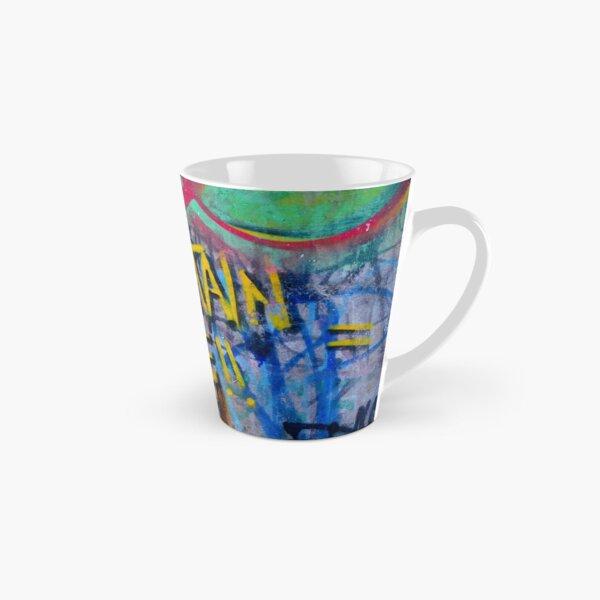 Graffiti Wall Art Photography - Mountain Life Tall Mug
