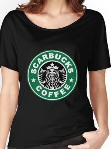 Scarbucks Women's Relaxed Fit T-Shirt