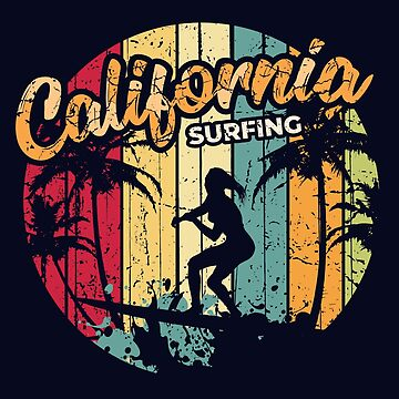 California Surfing by radvas