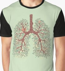 Lungs Graphic T-Shirt
