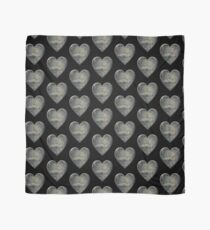 A Distressed Heart Scarf